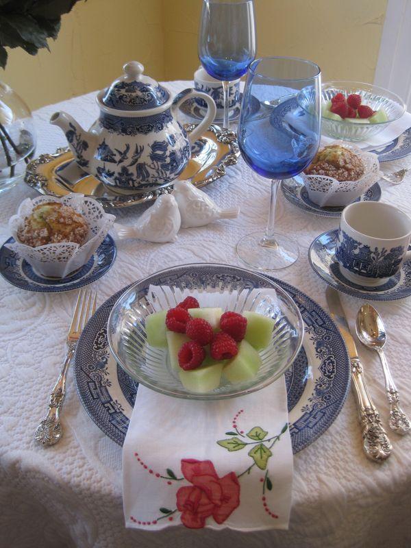 Opulent Cottage A High Tea Tablescape For A Royal Event
