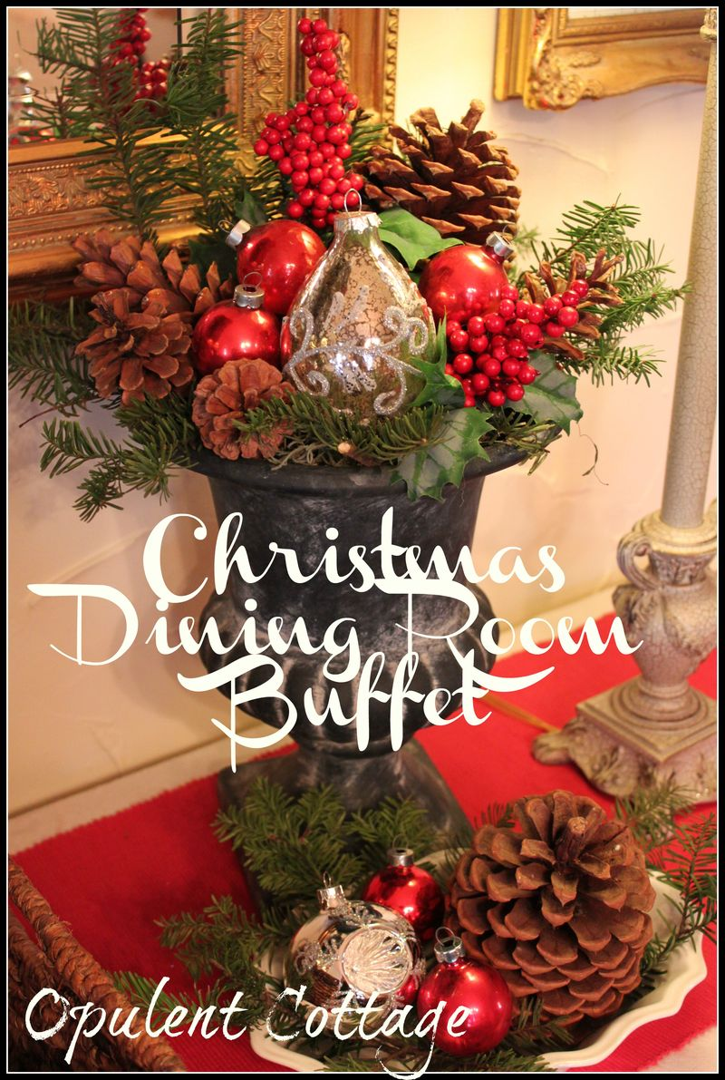 Donna Decorates Dallas Opulent Cottage Christmas