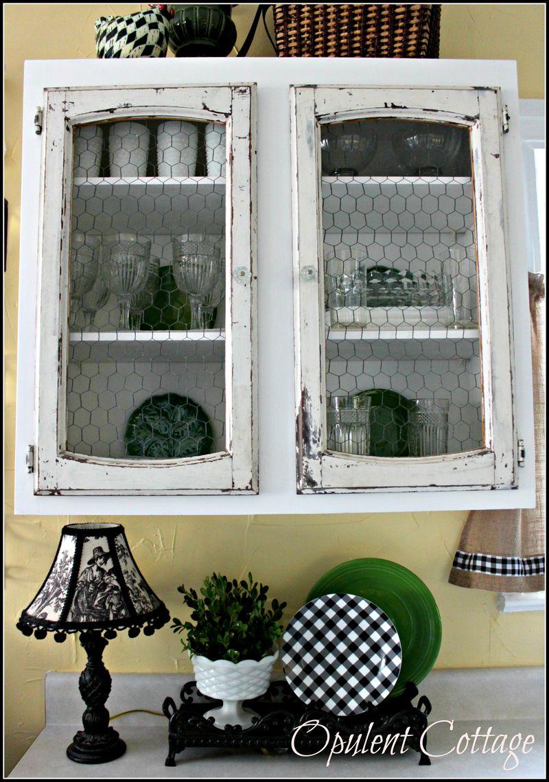 Opulent Cottage Black And White Cottage Kitchen Tour
