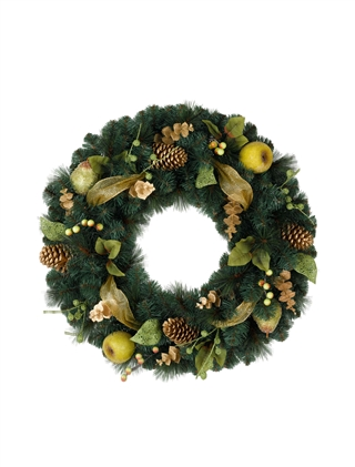 Sausalito Pine Wreath