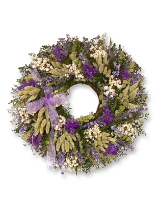Napa Valley Lavender Wreath