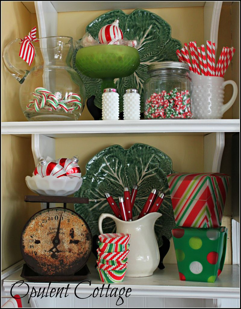 Opulent Cottage Christmas Baking Station3