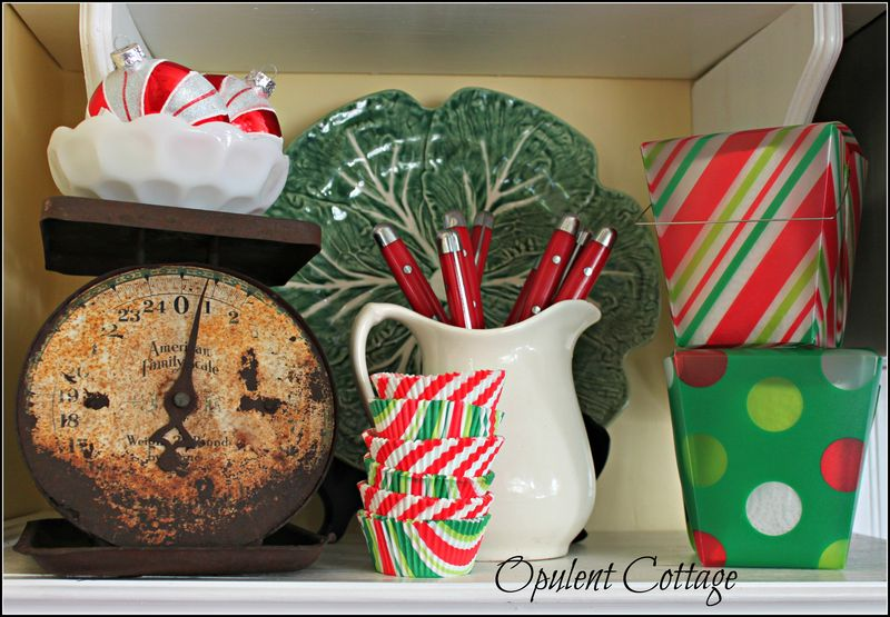Opulent Cottage Christmas Baking Station2