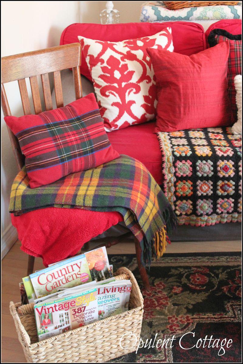 Opulent Cottage Winter Room3