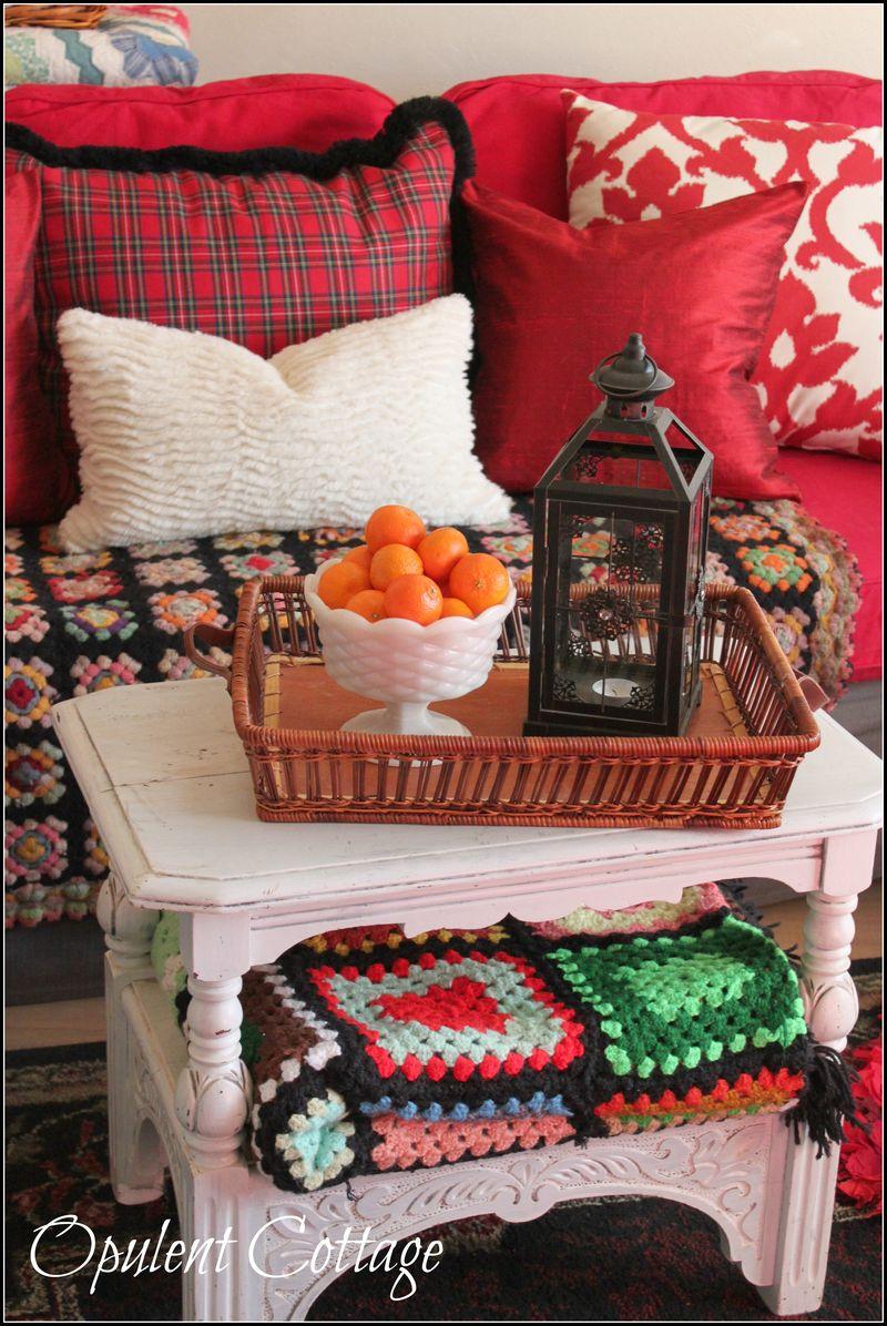 Opulent Cottage Winter Room5