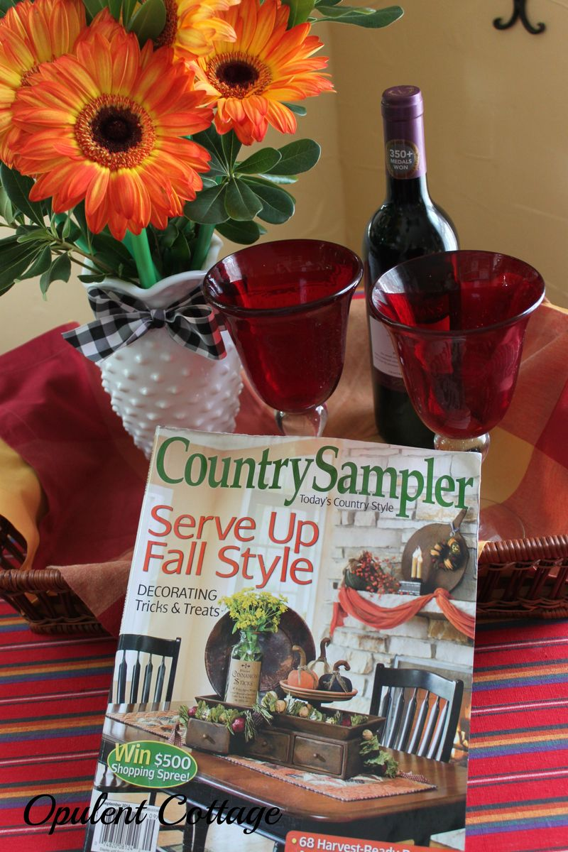 Opulent Cottage in Country Sampler3