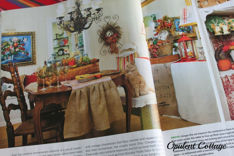 Opulent Cottage in Country Sampler