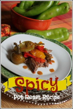 Spicy Pot Roast Recipe