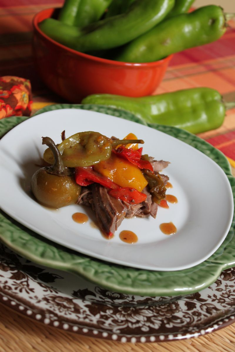 Opulent Cottage Spicy Pot Roast
