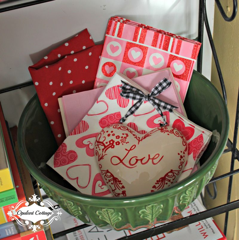 Opulent Cottage Valentine Paper Goods