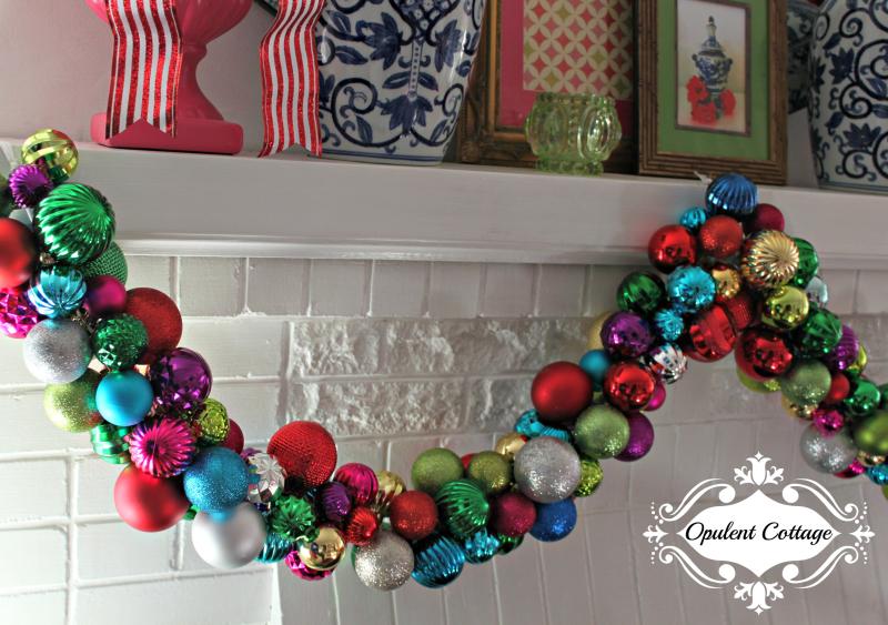 Opulent Cottage Christmas Living Room 2017-10