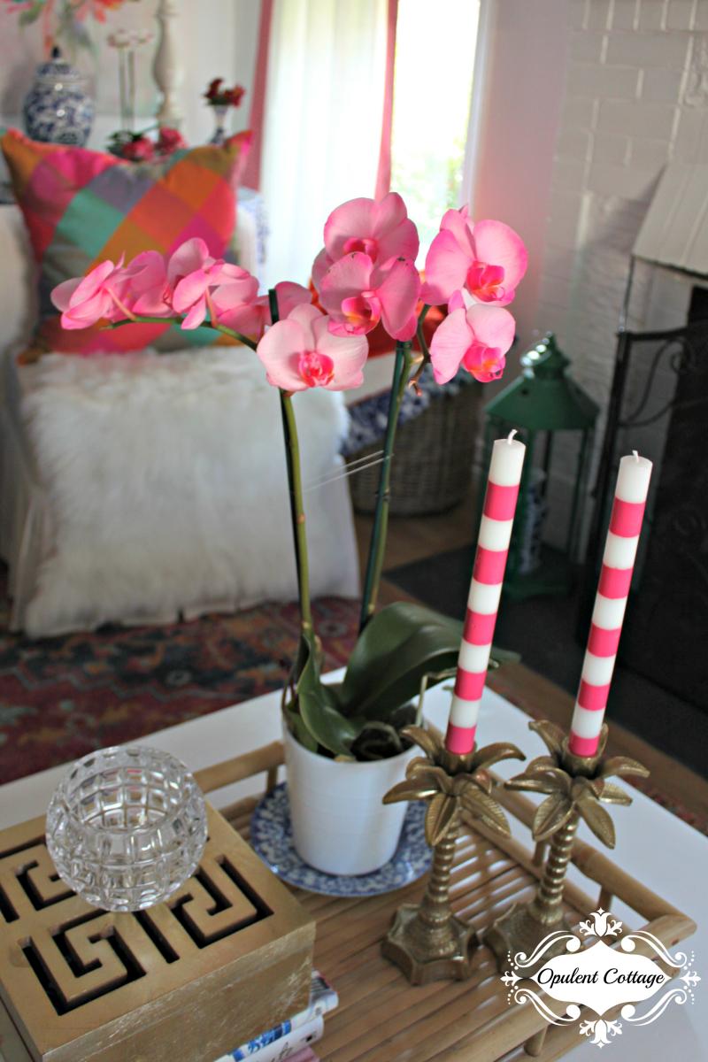 Opulent Cottage One Room Challenge Living Room 9