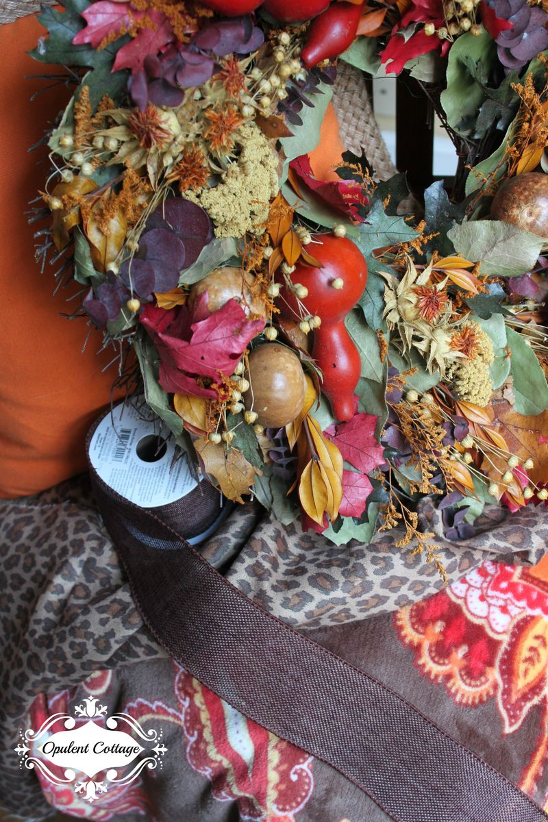 Opulent Cottage Fall Preview