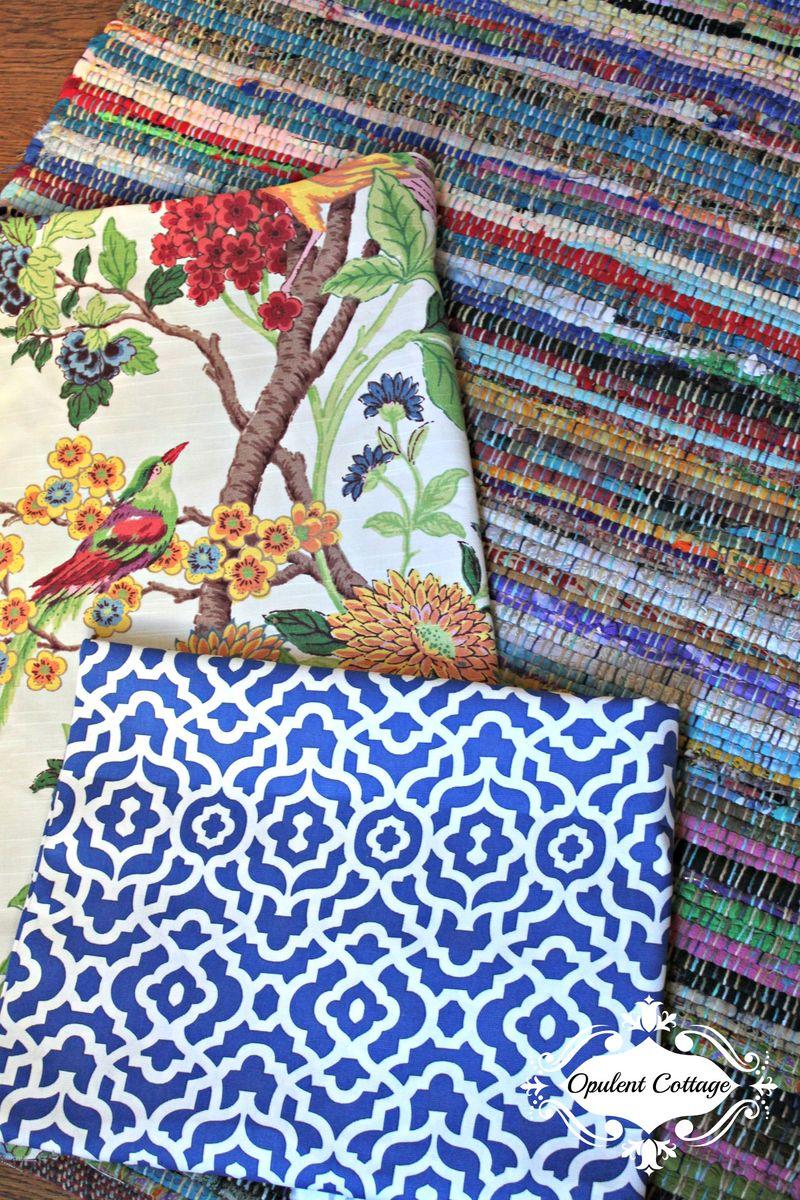 Opulent Cottage ORC Fabrics
