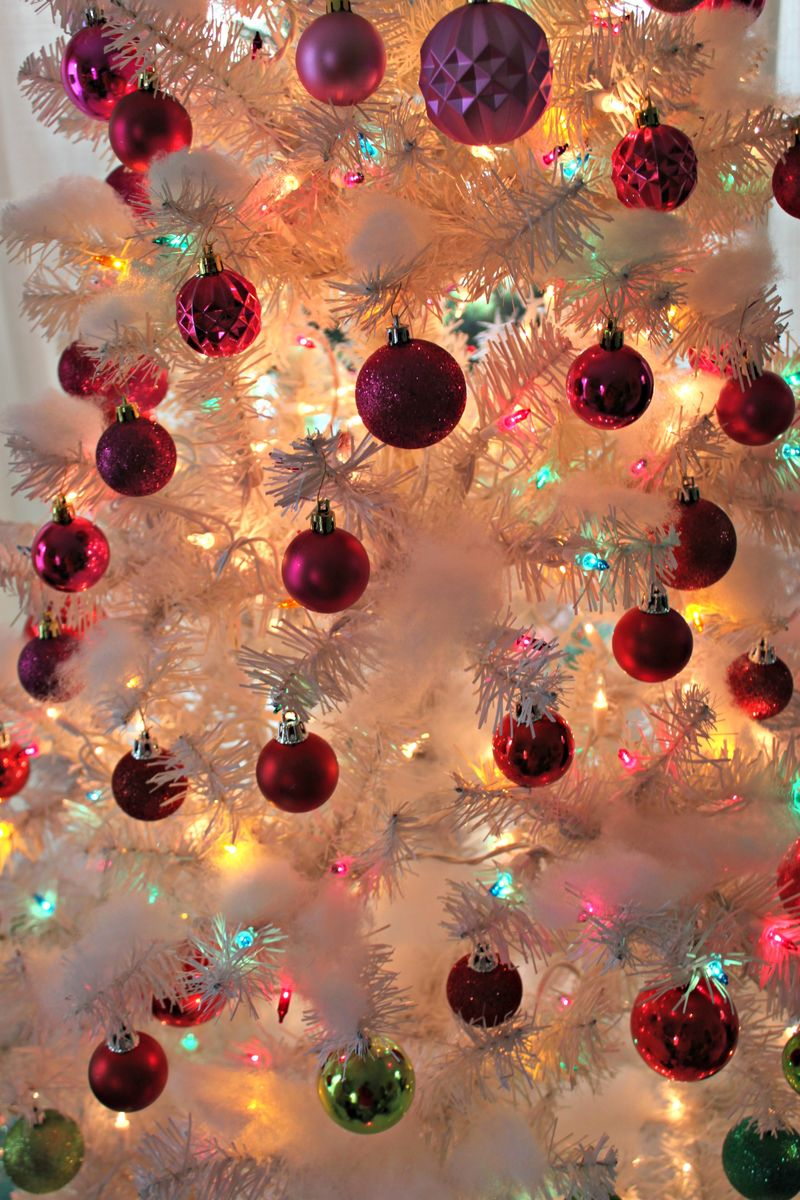 Opulent Cottage Christmas Tree Ornaments 2015