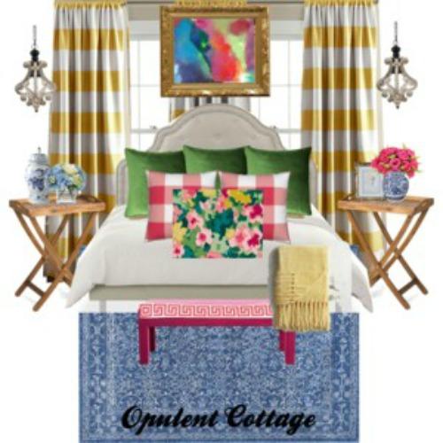 Opulent Cottage ORC Master Bedroom Design Plan1