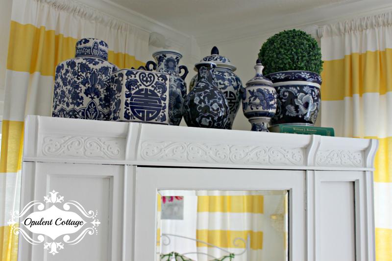 Opulent Cottage Ginger Jar Collection
