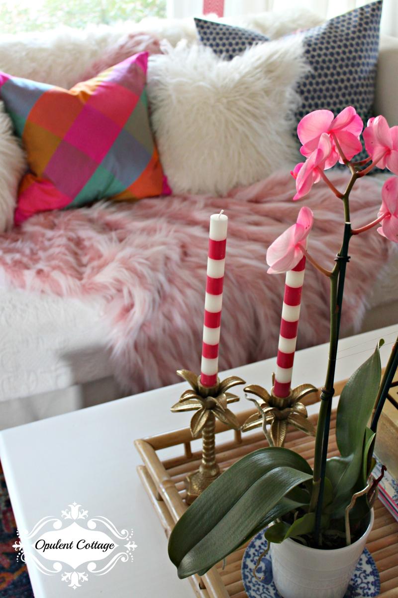 Opulent Cottage One Room Challenge Living Room 5